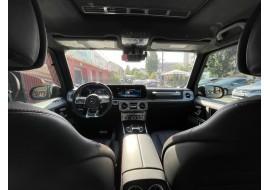 Mercedes G-class 63 AMG -2021-