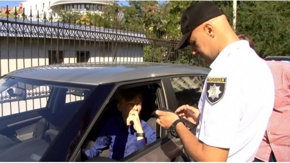 В Раду внесли законопроект о переходе на цифровые документы водителей