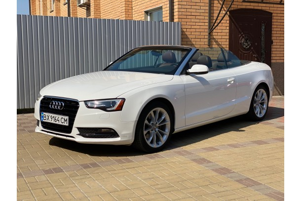 Audi A5 Cabriolet 4x4
