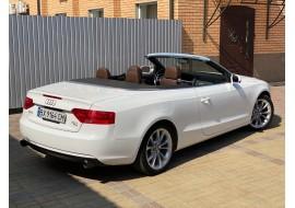 Audi A5 Cabriolet 4x4