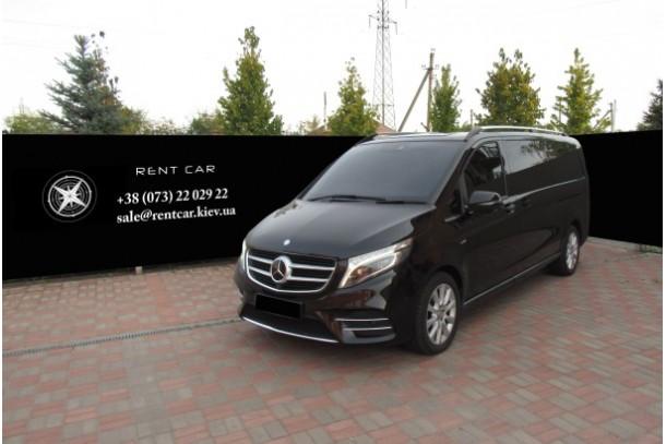 Merсedes-Benz V250  (2017)